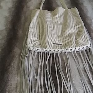 Long Fringe Shoulder Bag